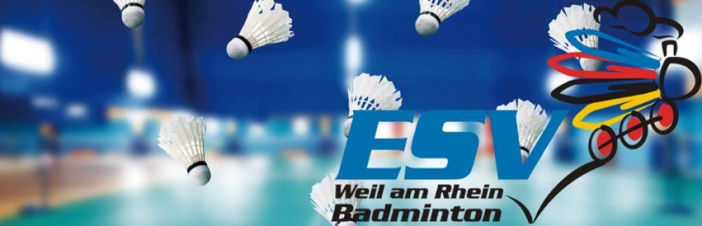 ESV Weil Badminton